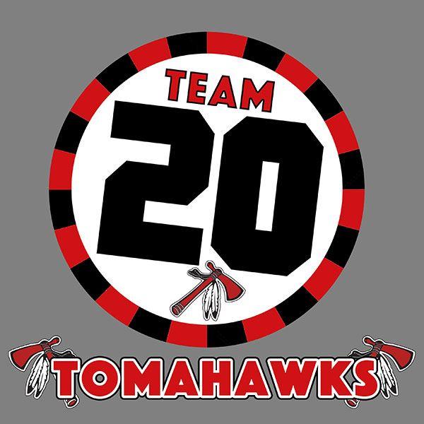 Lakota Tomahawks - 2017 2nd Grade Lakota Tomahawks