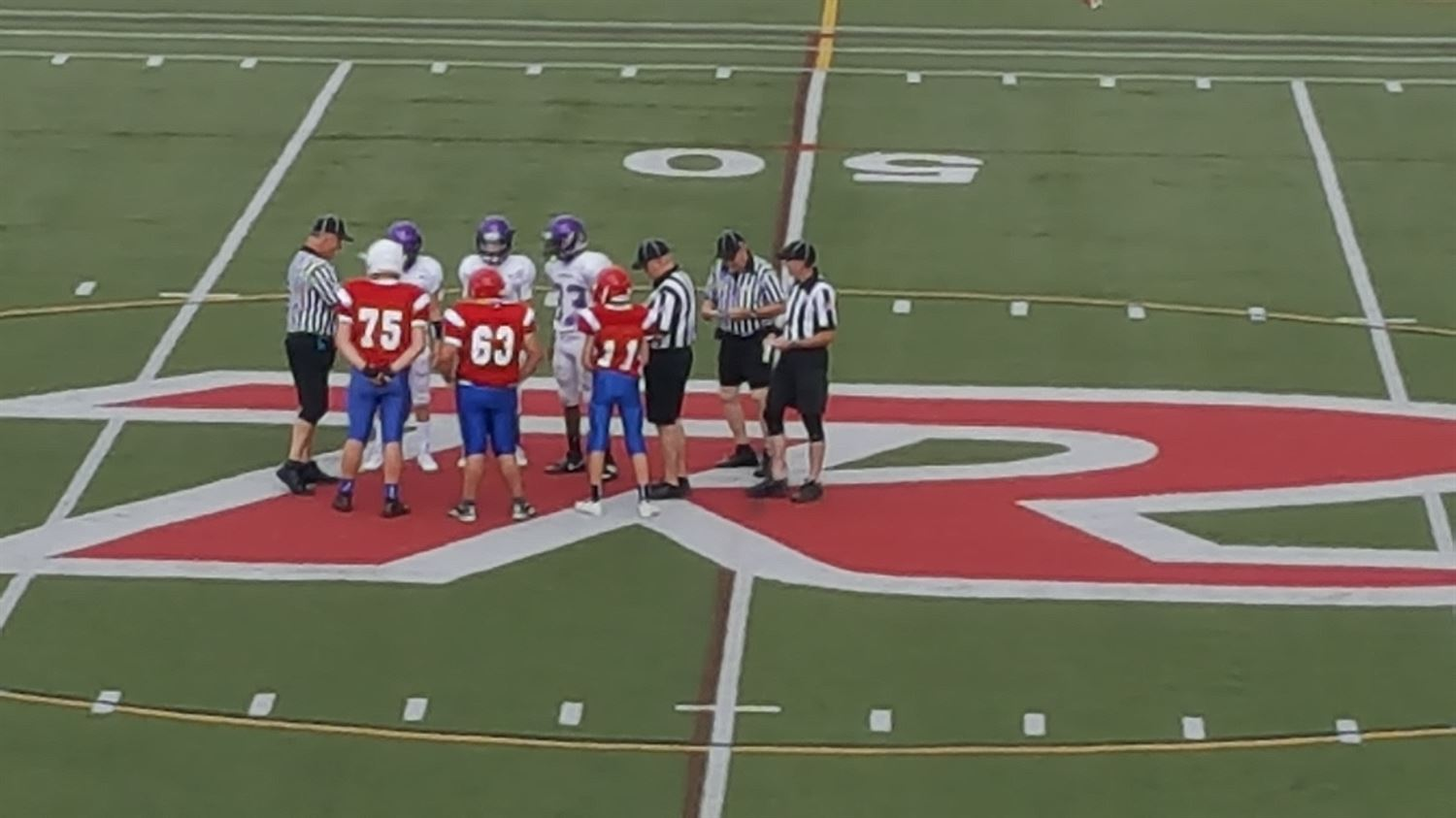 Revere High School - Revere 7th & 8th Grade Football