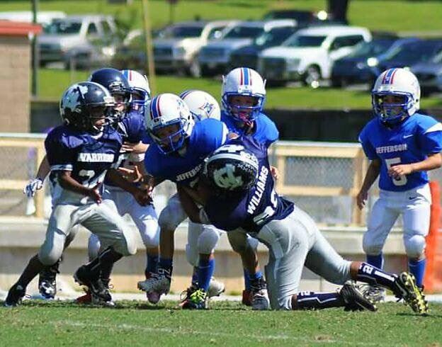 North Georgia Youth Football Association- NGYFA - White County 9U