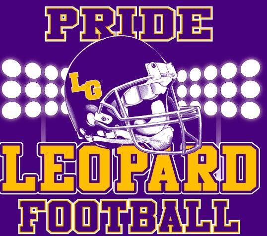 La Grange Youth Football Association - La Grange Leopards Youth Varsity