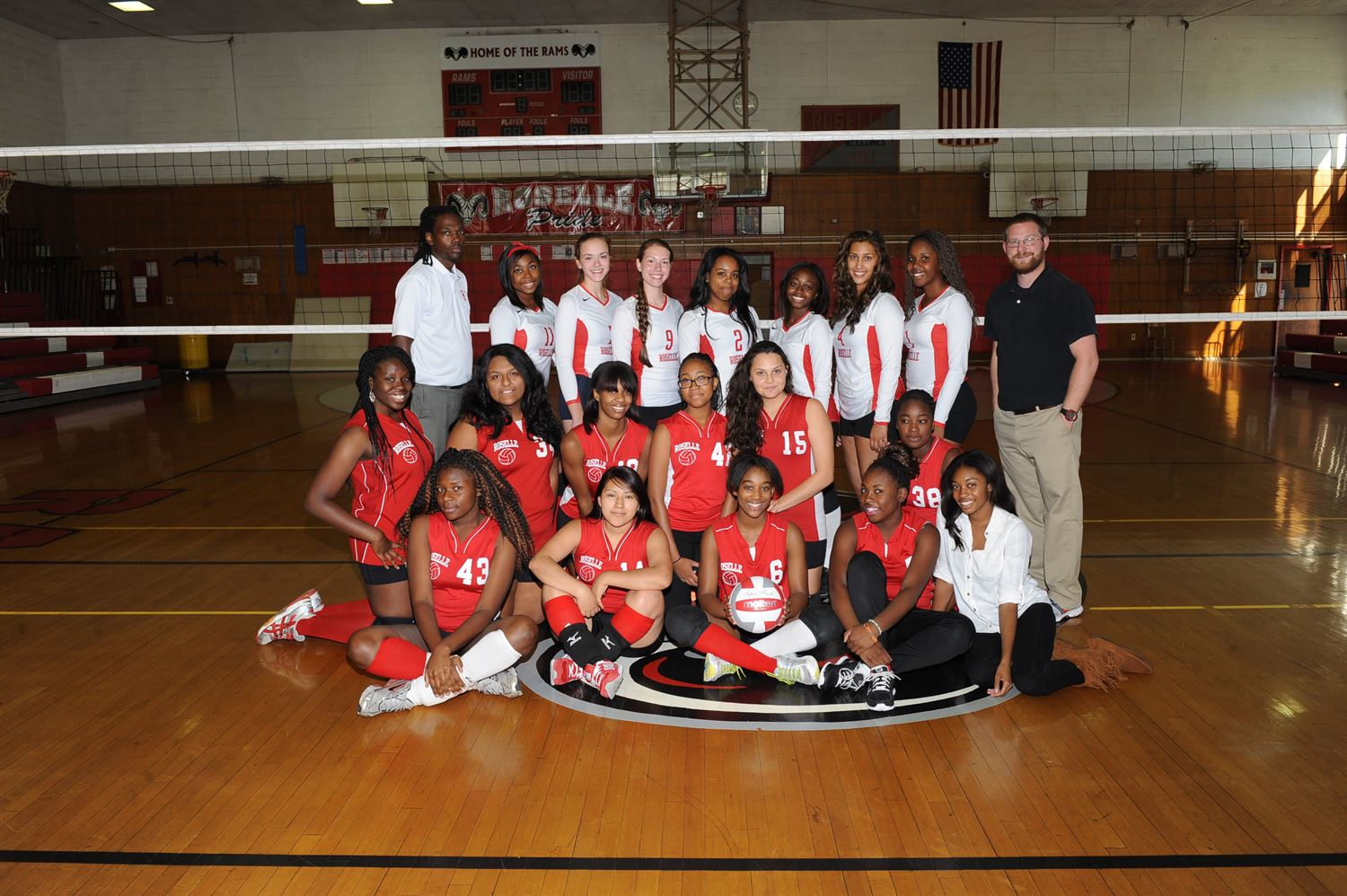 Abraham Clark High School - Girls Volleyball