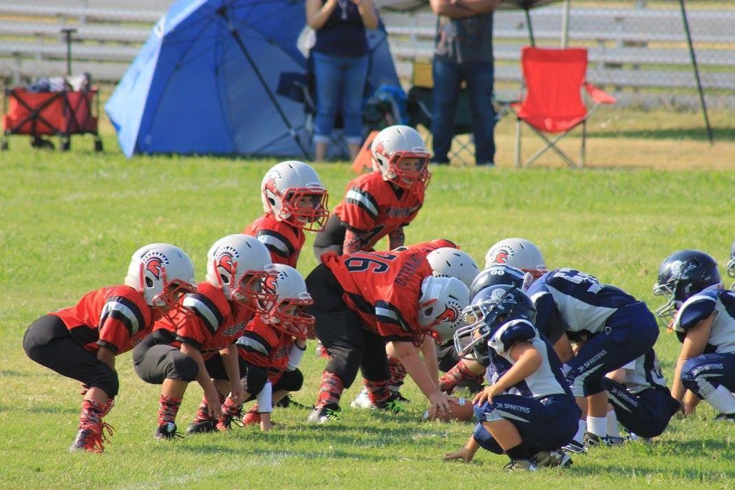 Jr. Spartans Football - 8U