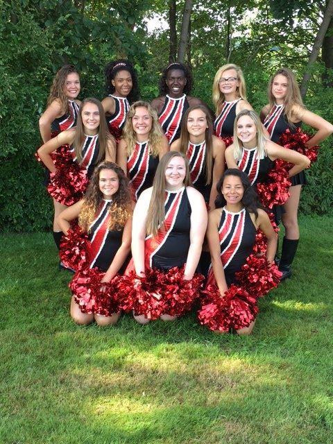 Moniteau Junior Senior High School - Girls' Varsity Dance & Drill