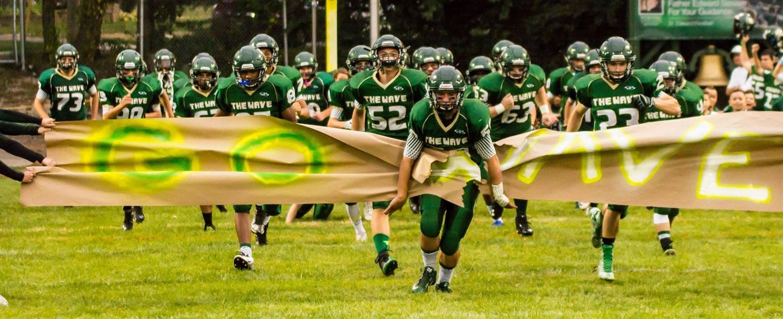 St. Edward High School - Boys Varsity Football