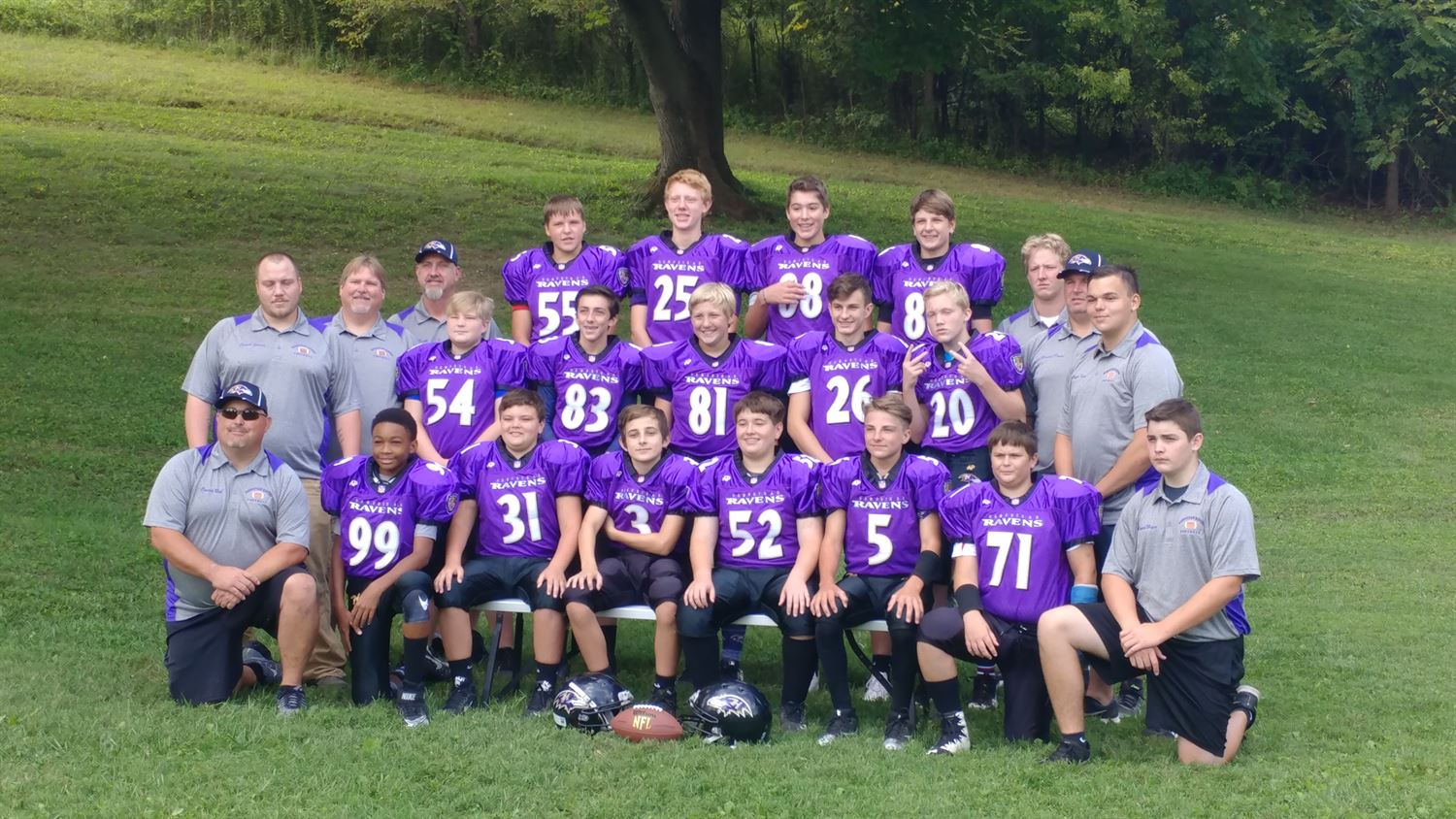 CCFL - Hampstead 13U