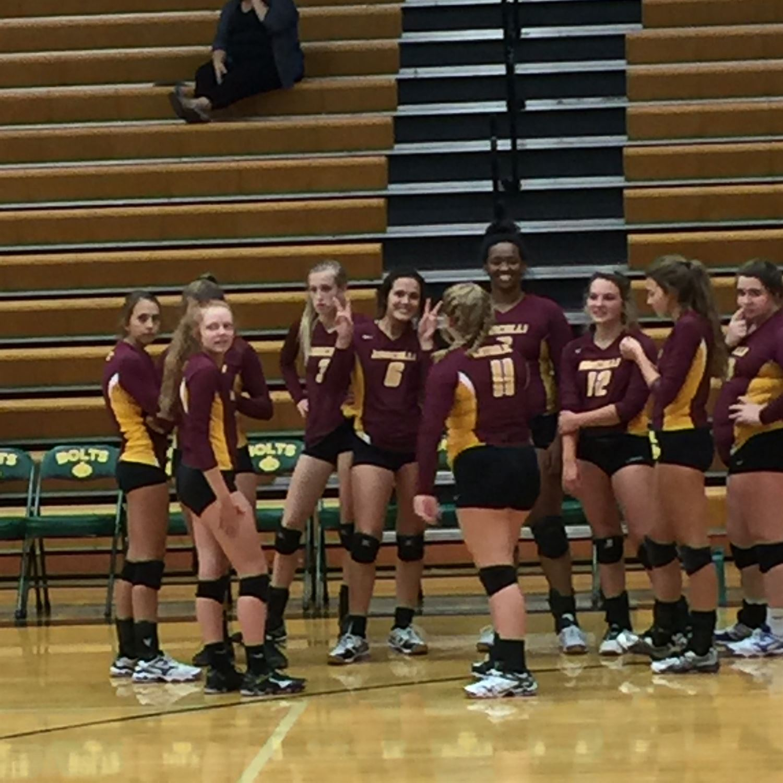 Roncalli Catholic High School - Varsity Volleyball
