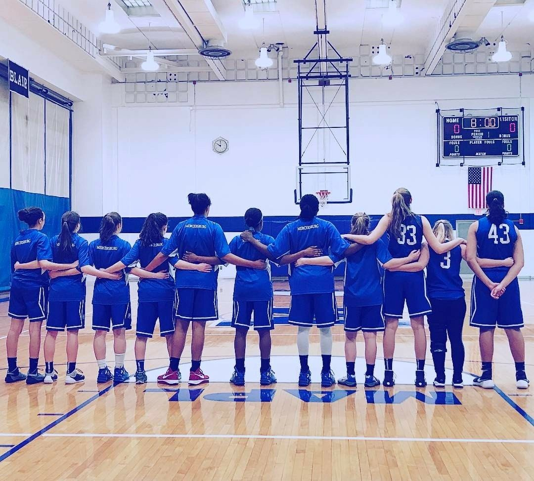 Mercersburg Academy - Basketball-Varsity Girls