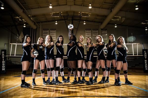 Davidson Academy High School - Girls' Varsity Volleyball