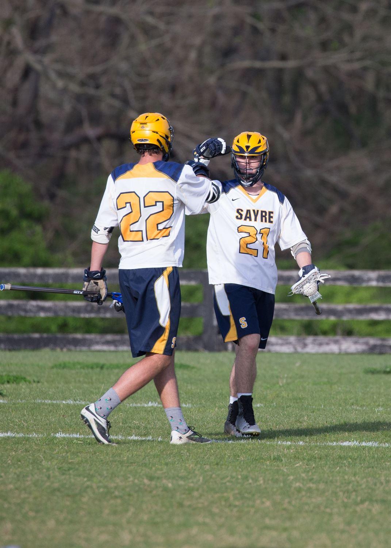 Sayre School - Boys Varsity Lacrosse