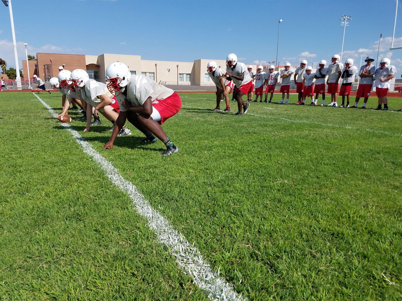 Florence High School - Boys' Freshman Football