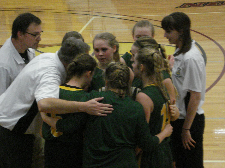 St Regis High School - Girls' Varsity Basketball