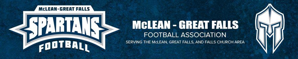 McLean- Great Falls Spartans - McLean 80#