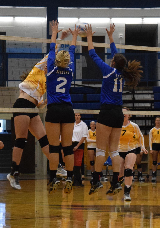 Pratt CC - Women's Varsity Volleyball