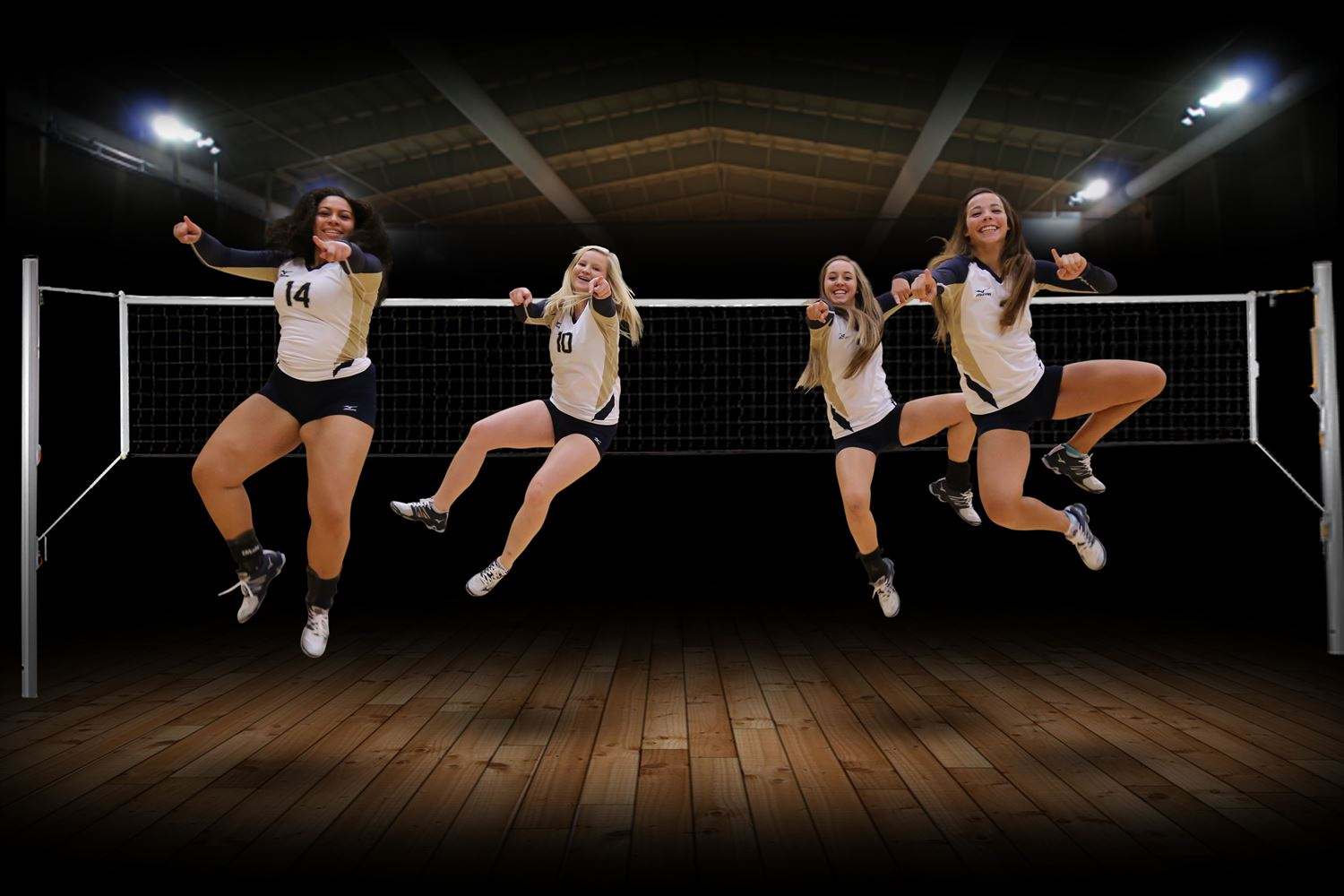 Custer County High School - Cowgirls' Varsity Volleyball