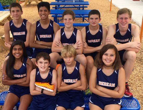 Berean Christian School - Track & Field