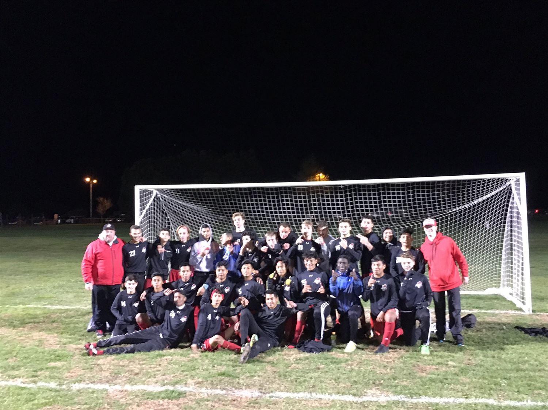 Vineland High School - Boys' Varsity Soccer