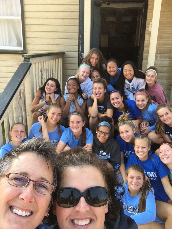 Olympia High School - Girls' Varsity Soccer