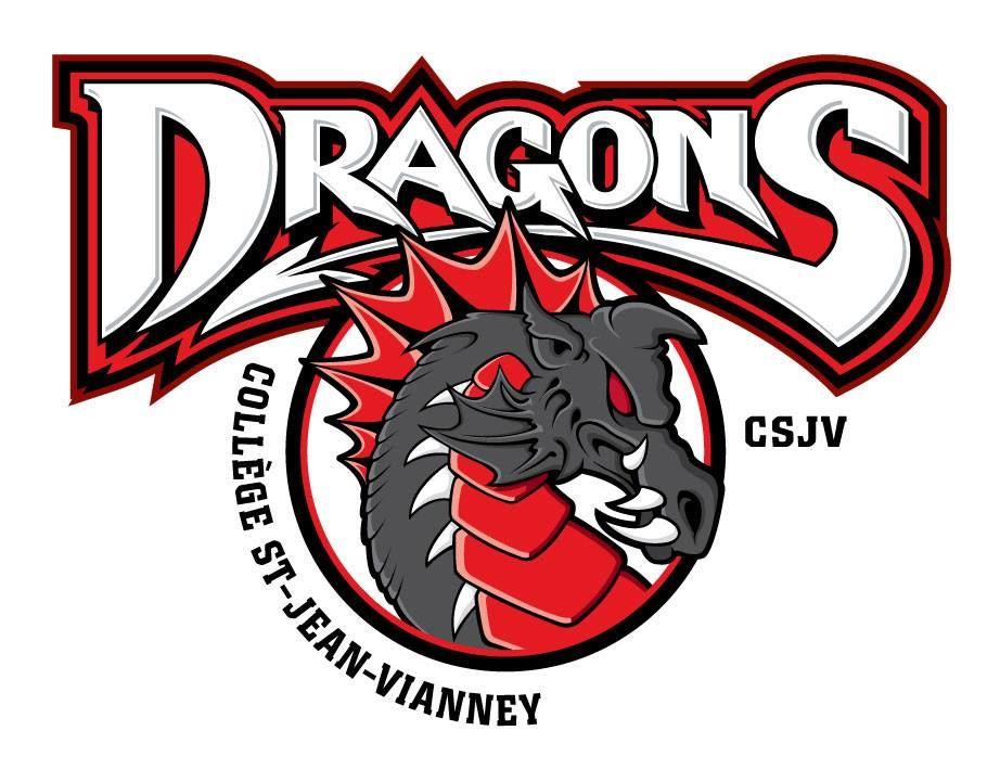 Collège St-Jean-Vianney - Dragons Juvénile
