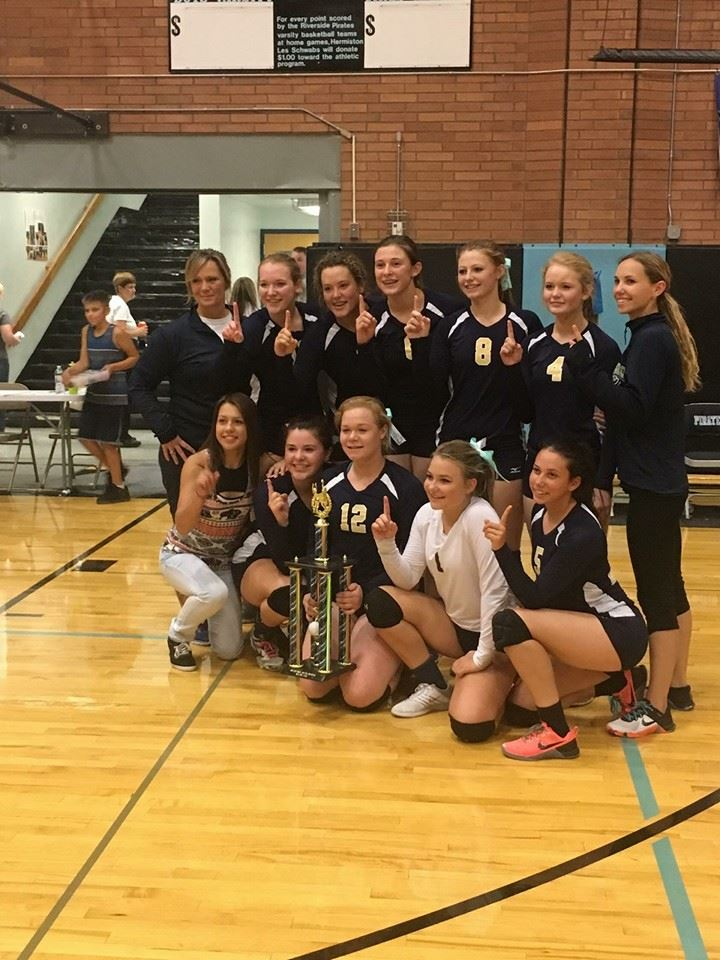Echo High School - Girls' Varsity Volleyball