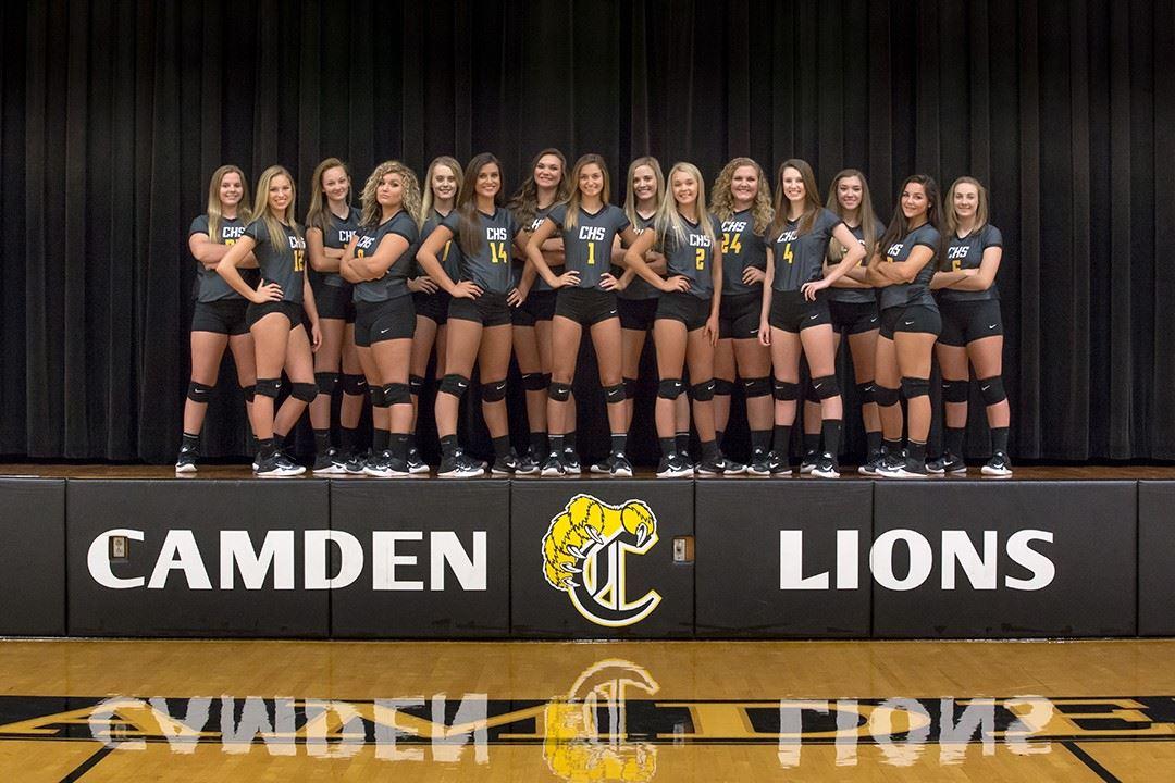 Camden Central High School - Girls' Varsity Volleyball