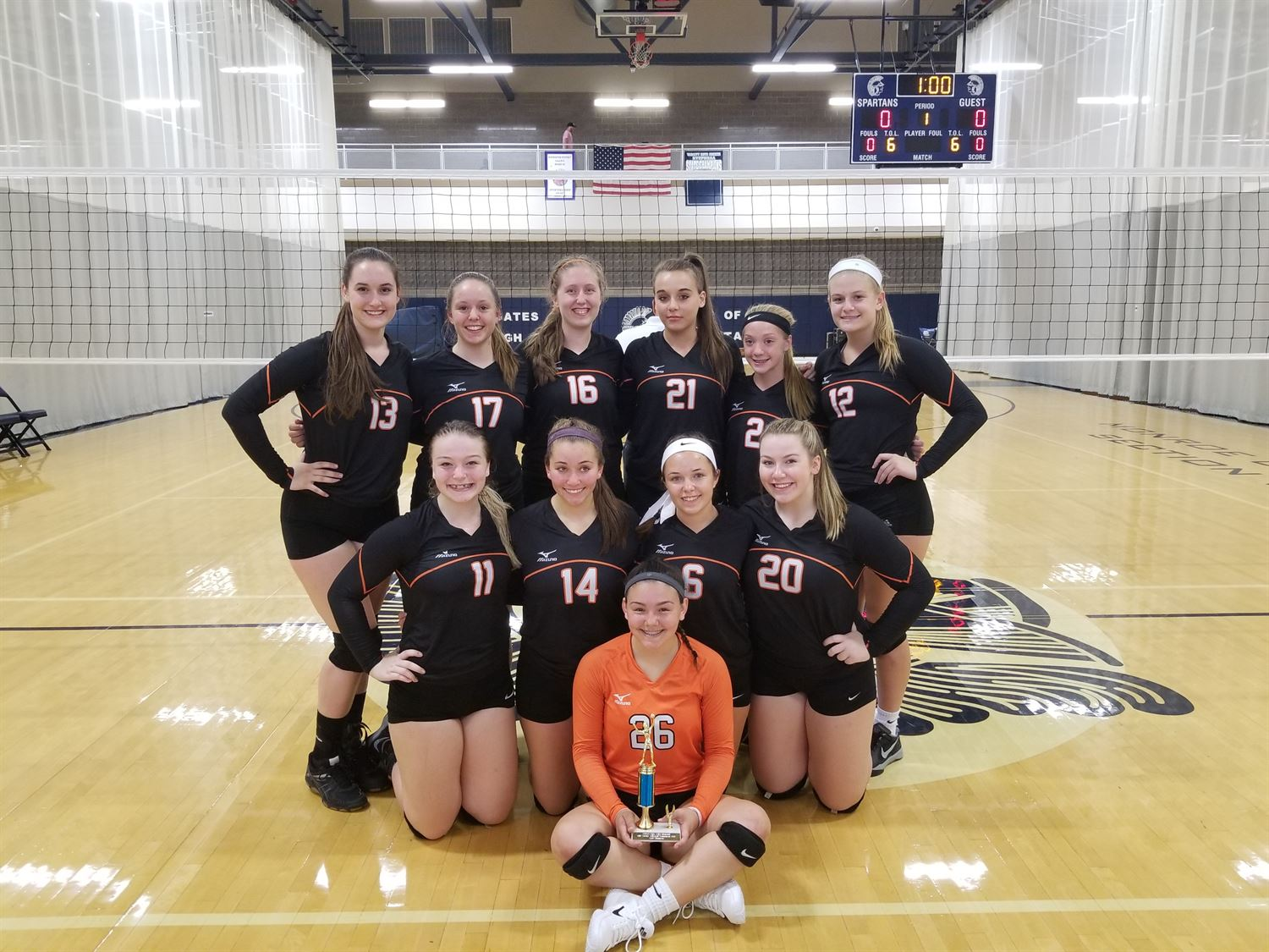 Churchville-Chili High School - Girls Varsity Volleyball