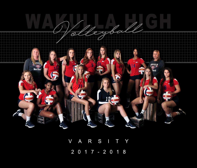 Wakulla High School - Girls' Varsity Volleyball