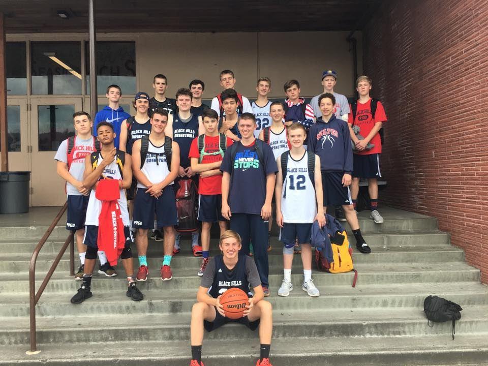 Black Hills High School - Boys' Varsity Basketball