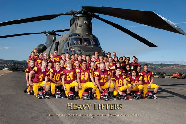 The Dalles High School - Boys Varsity Football