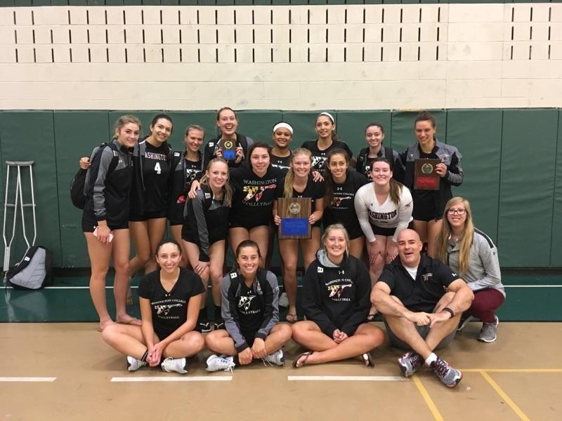 Washington College - Washington College Women's Volleyball