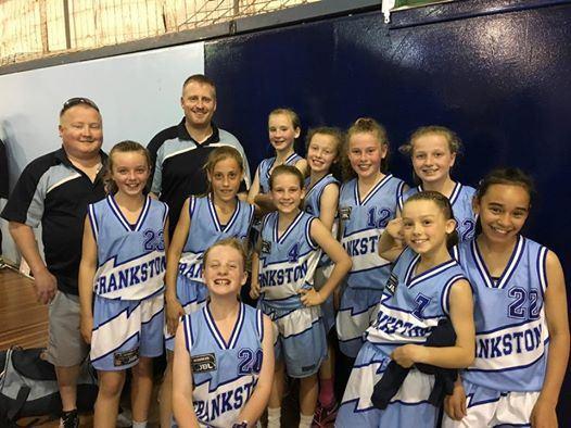 Frankston Basketball - U12.1 girls