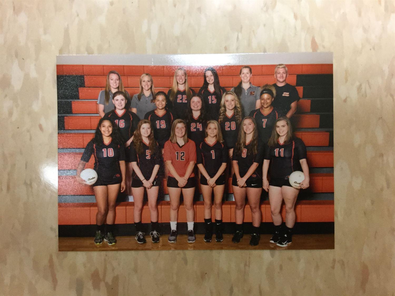 Hanover High School - Girls Varsity Volleyball