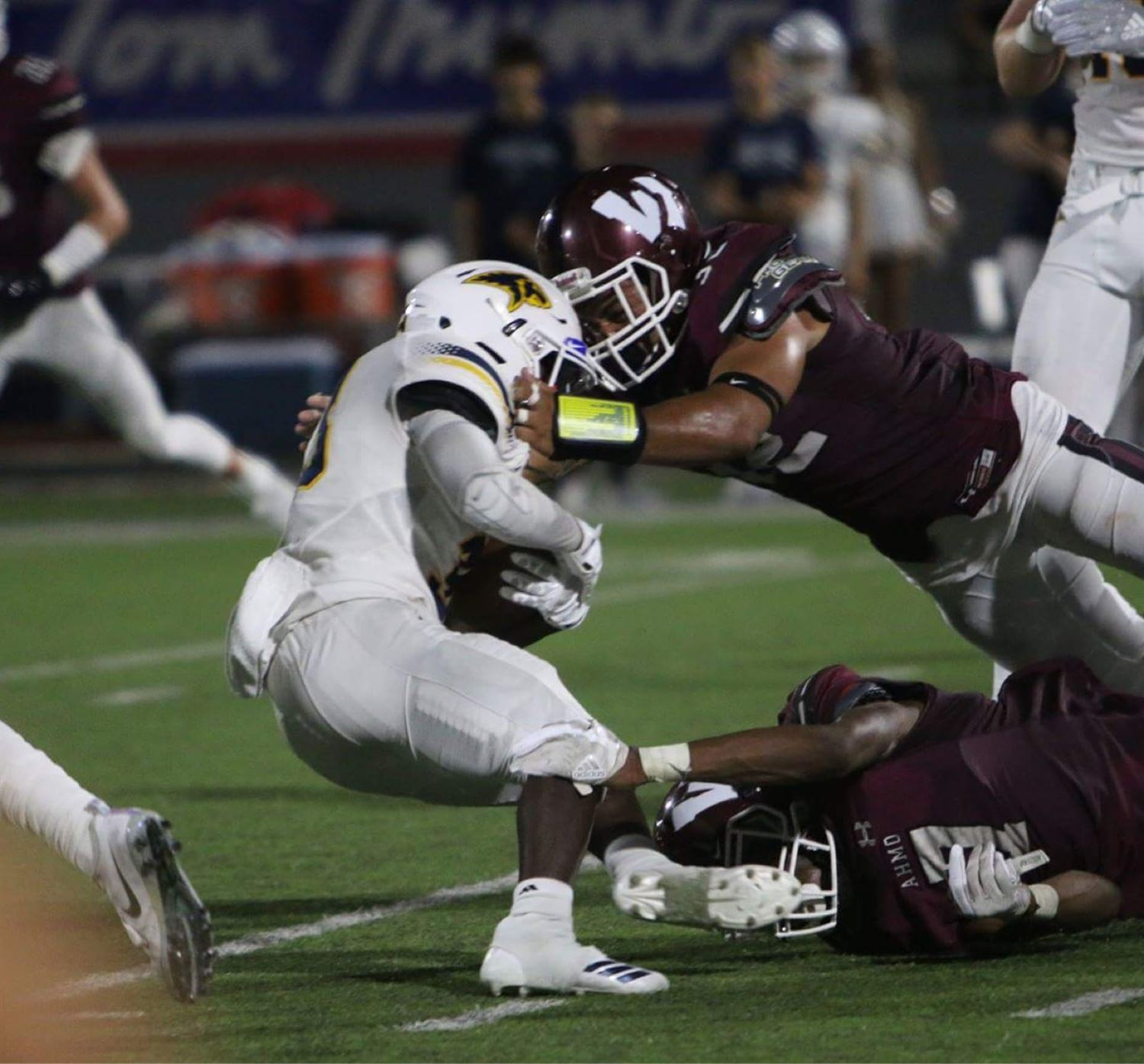 Image result for wylie pirates football