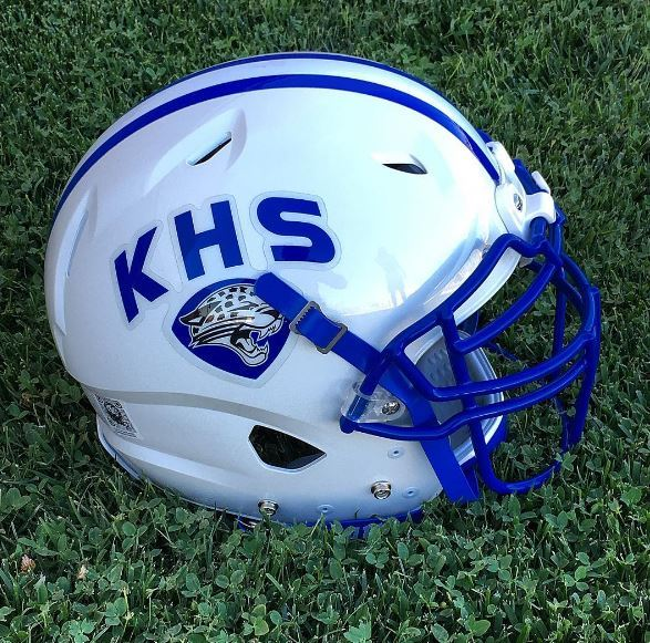 Kimball High School - Kimball High Varsity Football