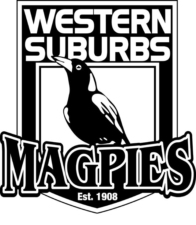 Western Suburbs Magpies - Western Suburbs - Ron Massey