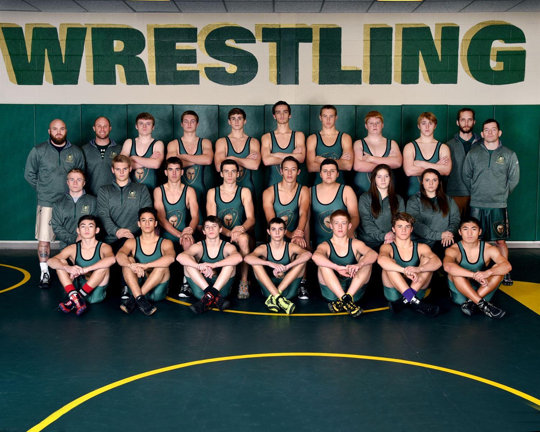 Traverse City West High School - Boys' Varsity Wrestling