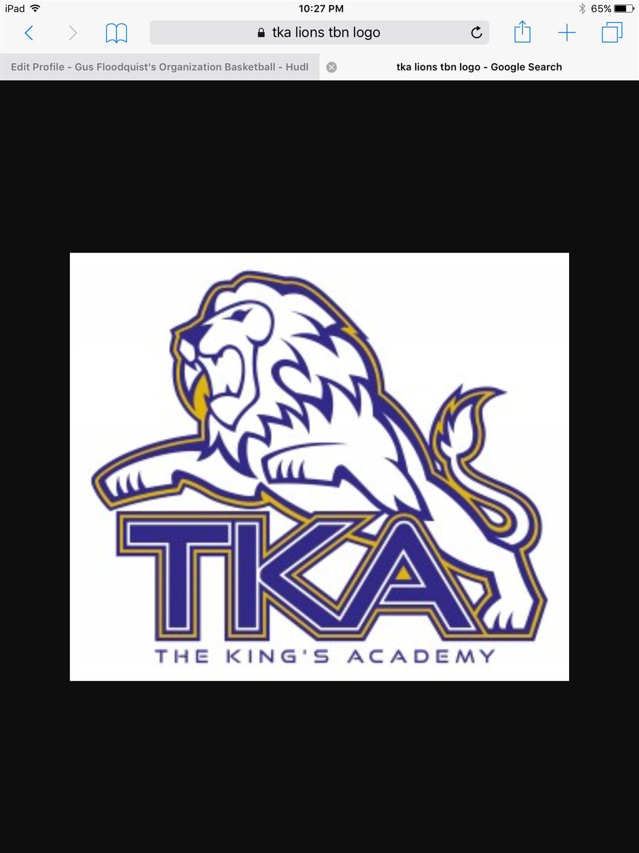 TKA LIONS BASKETBALL  - The King's Academy