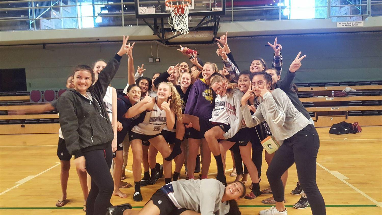 Basketball Queensland - Under 16 Girls South