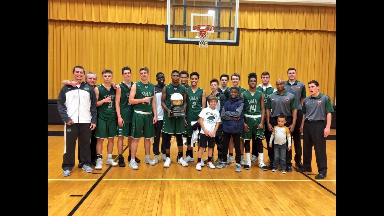 Staley High School - Staley Mens Basketball