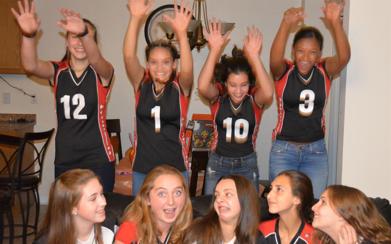 Georgetown Impact  - 15u Girls Black