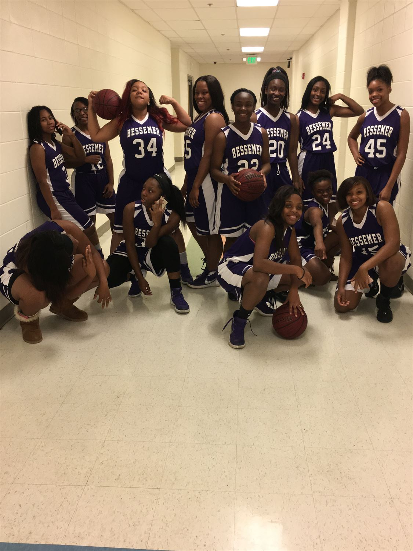 Bessemer City High School - Girls' Varsity Basketball