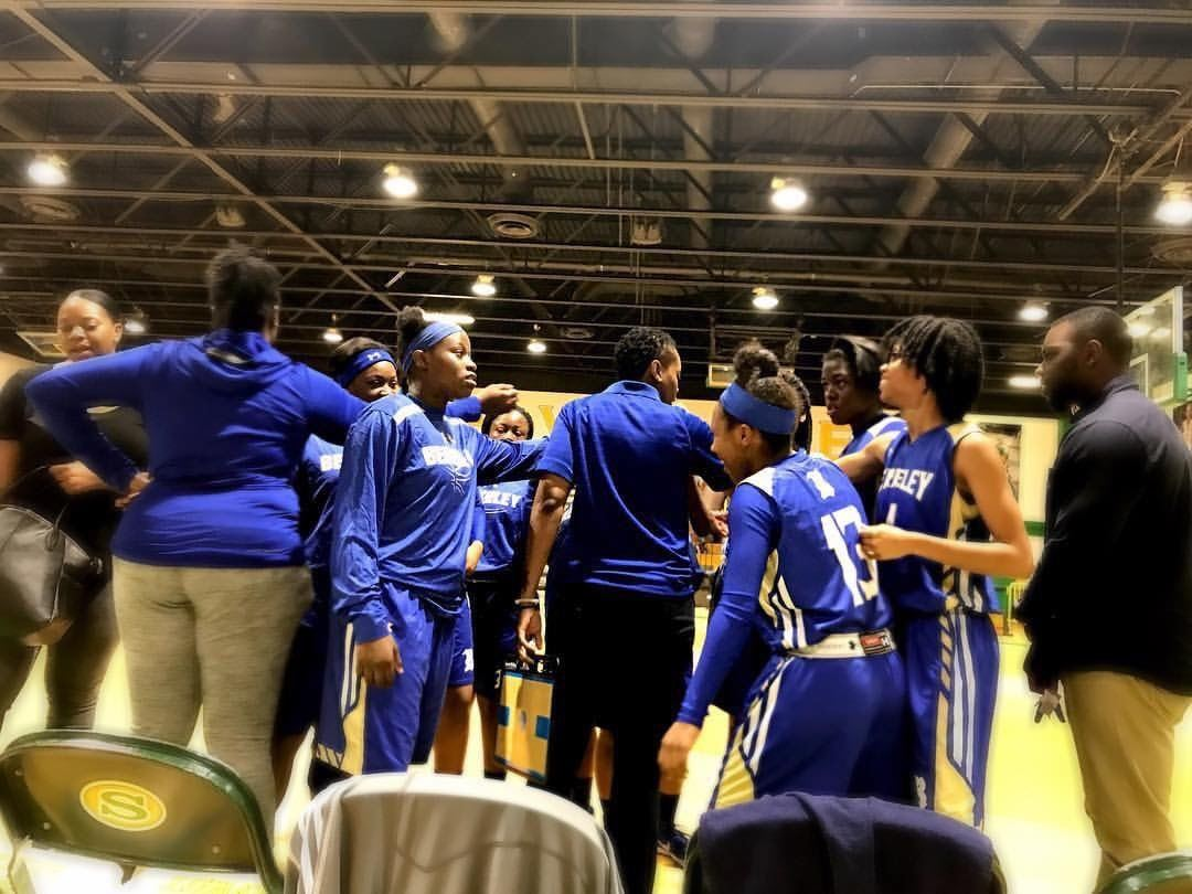 Berkeley High School - Girls' Varsity Basketball