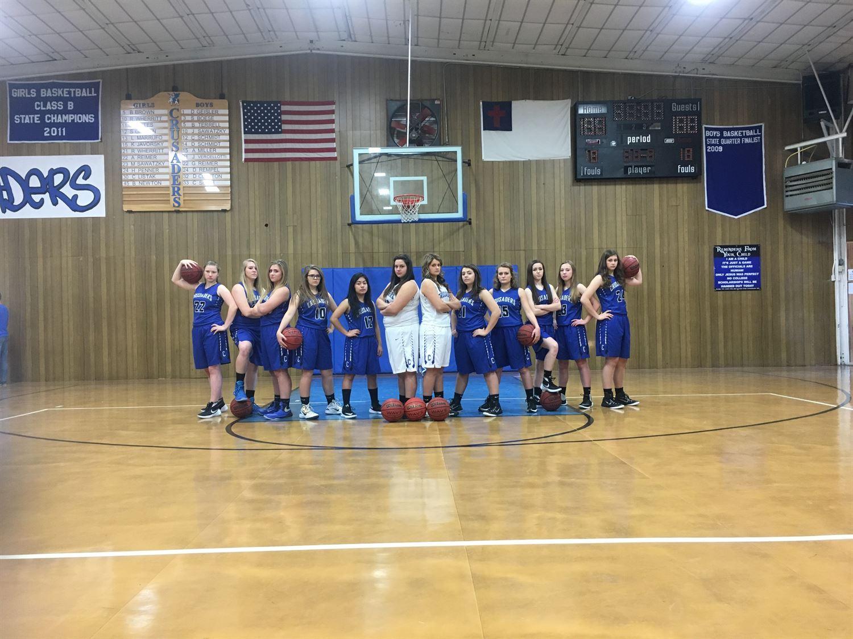 Corn Bible Academy High School - Girls' Varsity Basketball