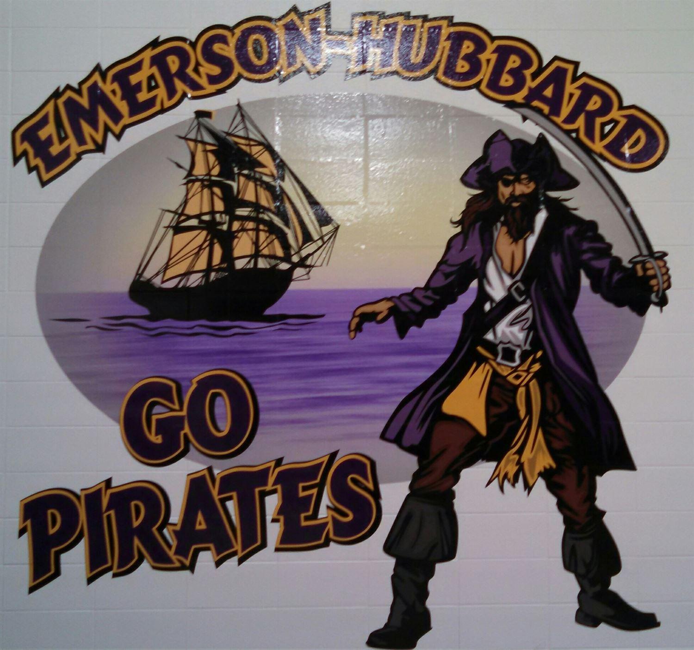 Emerson-Hubbard High School - Boys Varsity Football