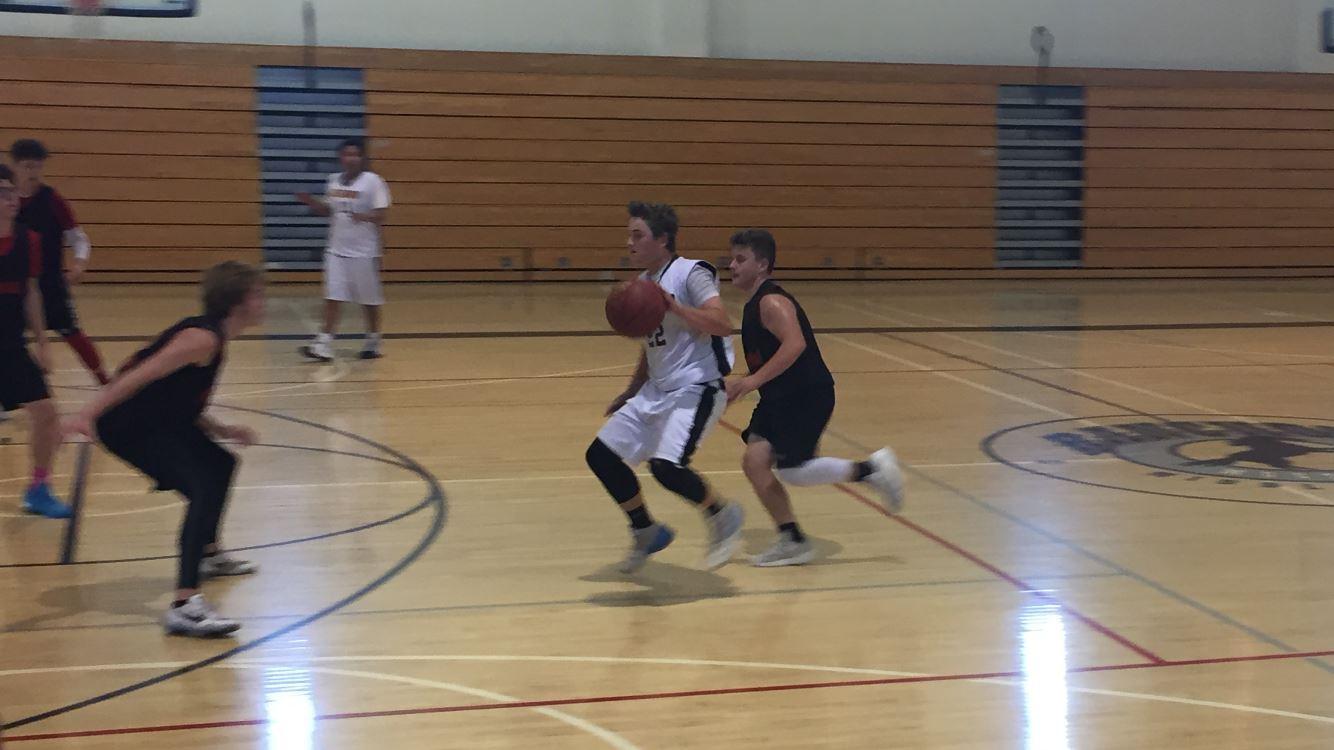 Sierra High School - Boys Varsity Basketball