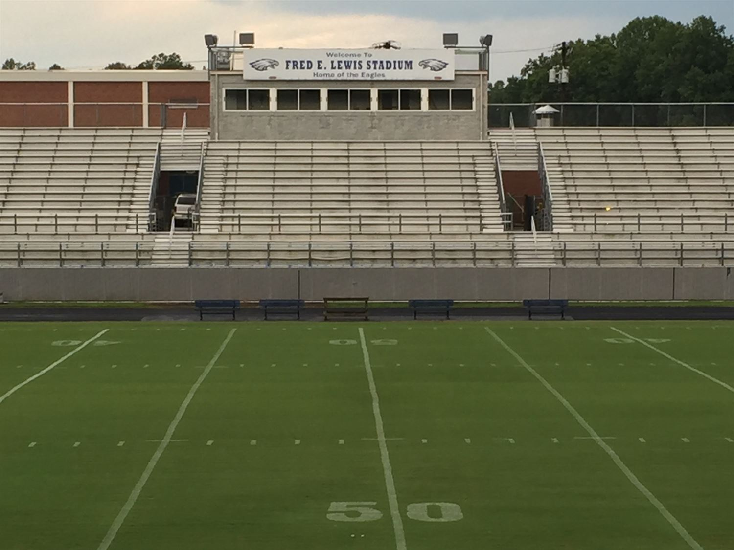 East Forsyth High School - Boys Varsity Football