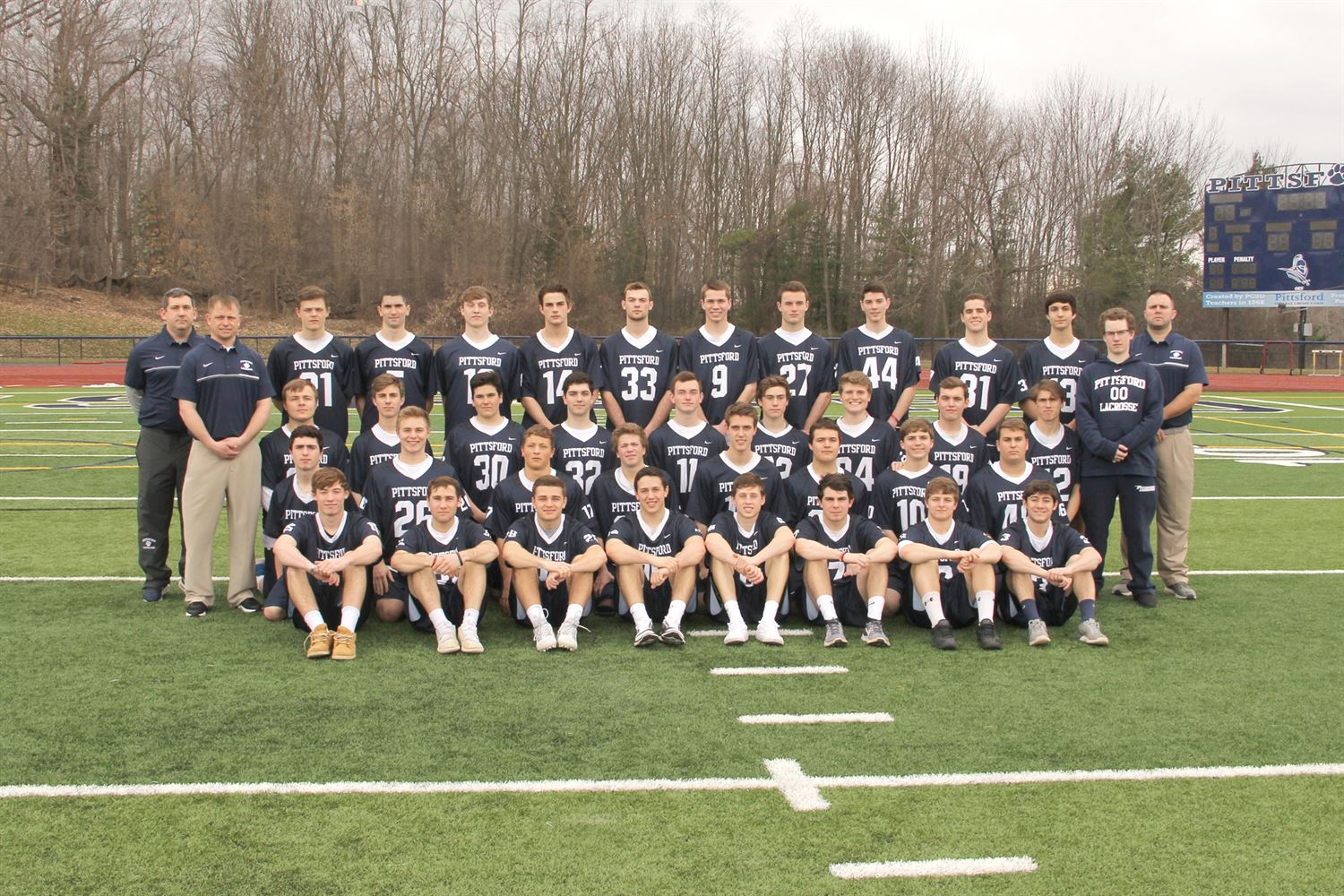 Pittsford Sutherland - Pittsford Boys Lacrosse