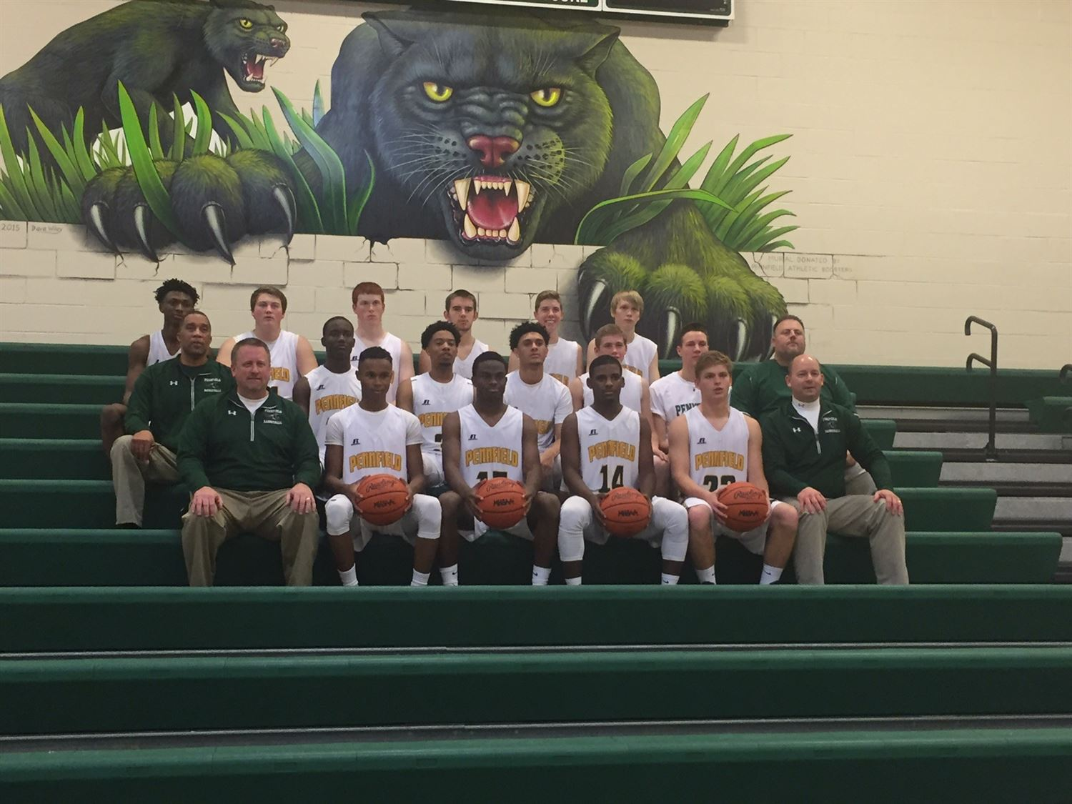 Pennfield High School - Boys' Varsity Basketball