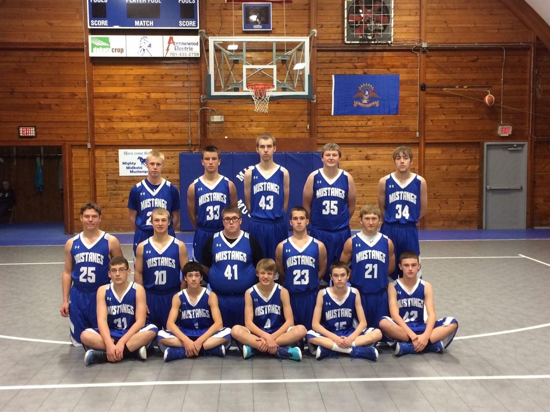 Midkota High School - Boys' Varsity Basketball