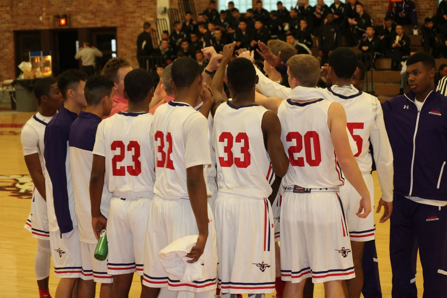 St. John's Northwestern Military High School - Boys Varsity Basketball