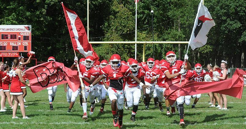 Lawrence High School - Boys Varsity Football